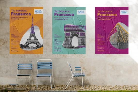 Institut Français de Turquie: Yaz Kursları