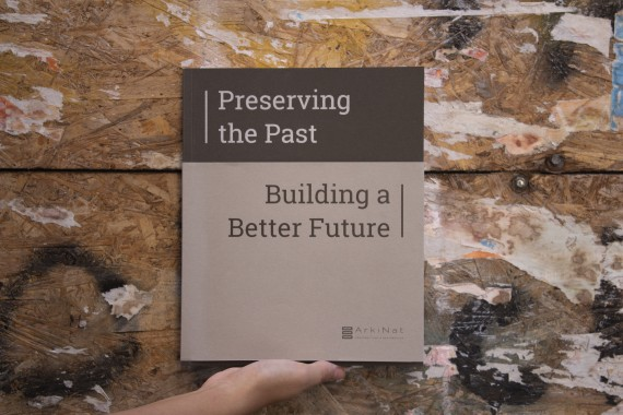 Preserving the Past Building a Better Future