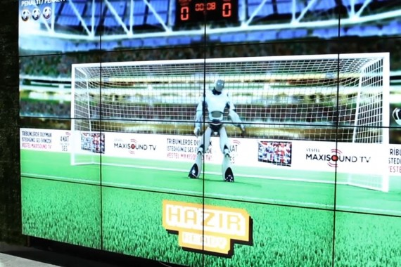 Vestel Virtual Penalty