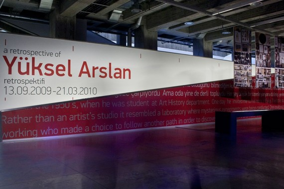 A Retrospective of Yüksel Arslan